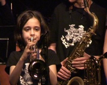 El Siglo s'omple de gom a gom amb l'actuació de la Sant Andreu Jazz Band, la jove d'Europa