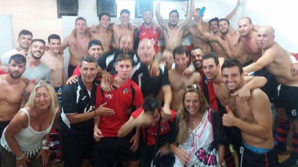 El SantCu derrota el Reus B i jugarà la final de la Copa Catalunya