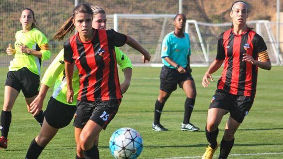El femení del SantCu rep el Sant Andreu amb només 13 jugadores de la primera plantilla