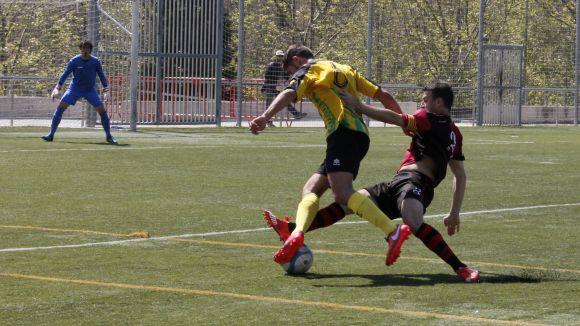 El San Mauro impugna el partit contra el Sant Cugat Esport per alineació indeguda d'Alvaro Martín Britos