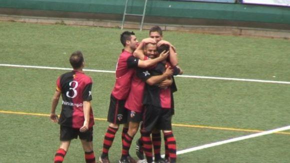 El SantCu vol guanyar el Reus Deportiu B i accedir a la final de la Copa Catalunya