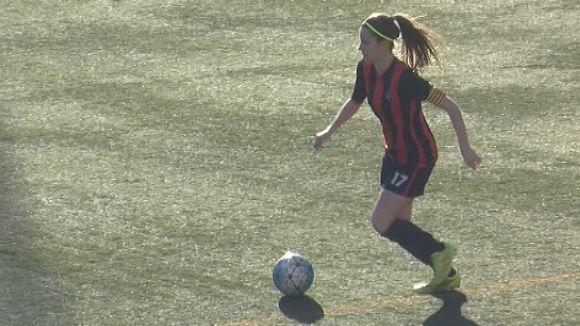 Marta Feliu ha estat una de les jugadores claus per Polidano aquesta temporada