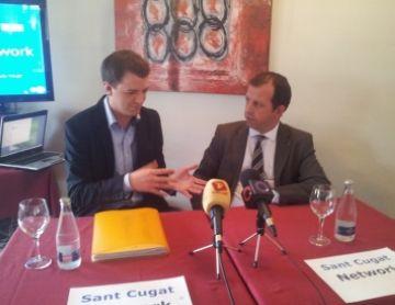 Sant Cugat Network busca patrocini per consolidar la xarxa de contactes empresarials
