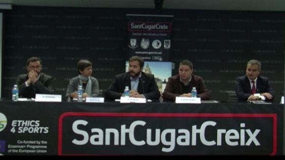 L'Ajuntament i SantCugatCreix continuaran potencien la Carta Ètica a Sant Cugat
