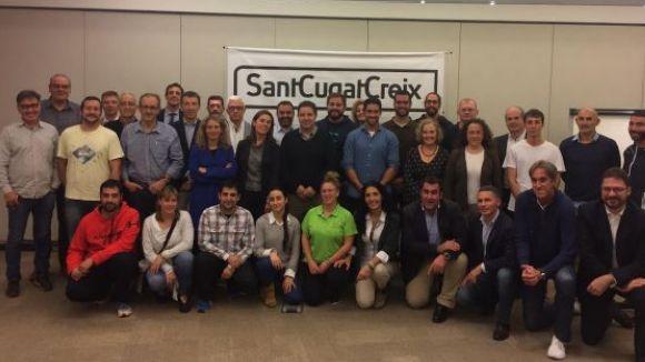 SantCugatCreix reunirà els directius a l'Hotel Sant Cugat
