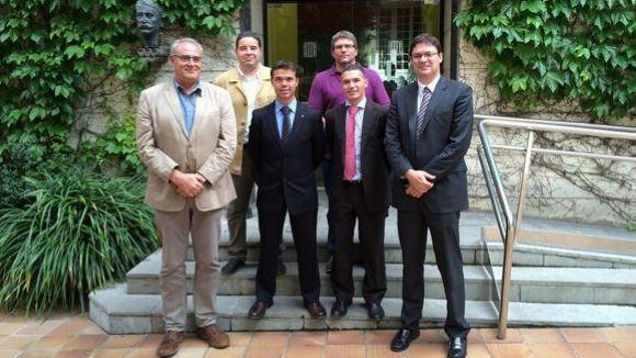 La Secretaria General de l'Esport fa costat a la Carta Ètica de SantCugatCreix