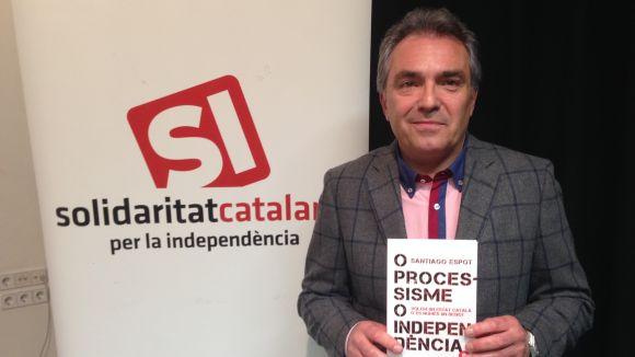 Santiago Espot: 'El govern de la Generalitat té pànic al conflicte amb l'Estat'