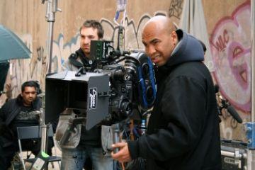 El director Santiago Zannou estrena aquest divendres el seu primer llargmetratge