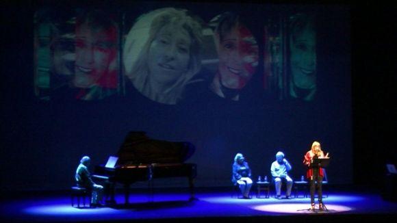 'Santíssims poetes' mostra al públic del Teatre-Auditori les múltiples de cares de la poesia
