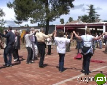 Valldoreix celebra amb èxit la festivitat de Sant Jordi, tot i l'amenaça de pluja