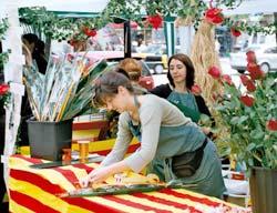 Música, rondalles i sardanes per Sant Jordi a Sant Cugat