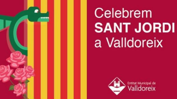 Valldoreix s'avança en el temps i celebra el Sant Jordi aquest cap de setmana / Foto: EMD Valldoreix