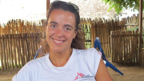 Sara Grau: 'La comunitat internacional va ignorar l'Ebola durant molts mesos'