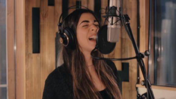 'Sentiments en veu alta' de Sara Terraza arriba al programa 'Clips' de Cugat tv