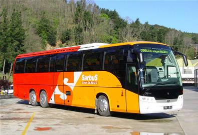 Els treballadors de Sarbus desconvoquen la vaga dels autobusos