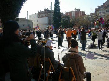 L'Entitat Sardanista de Sant Cugat encara el 2012 amb menys activitats per la retallada en les subvencions