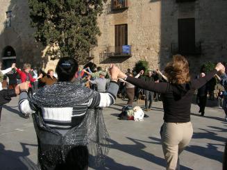 La dansa tradicional centra avui les jornades 'Patrimoni Viu 2008'