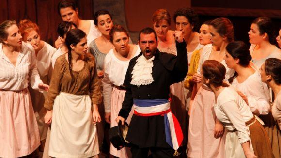 La companyia +Sarsuela, al Teatre Victòria al setembre