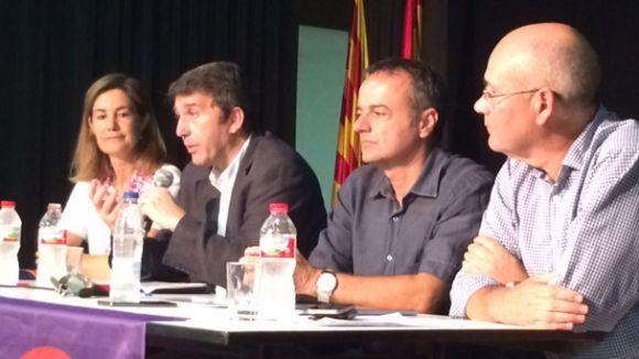 SCC acusa l'Ajuntament de desobeir la justícia amb la reposició de l'estelada i interposa una nova denúncia