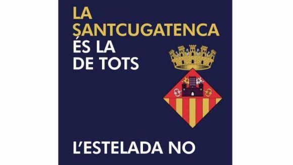 SCC obre una campanya per reivindicar l'ús de la bandera municipal