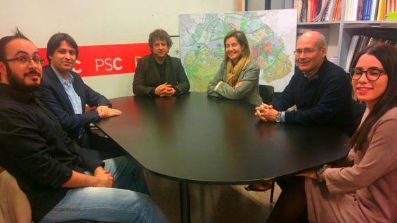 Societat Civil Catalana enceta una ronda de contactes amb els grups municipals