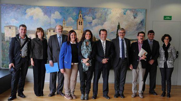 Aliança dels sectors públic i privat a la Fundació Sant Cugat Actiu per impulsar l'economia local