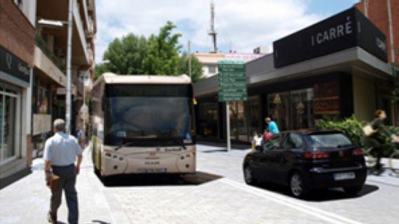 Vistiplau definitiu del ple a un Pla de Mobilitat de 12 anys i 27 milions d'euros
