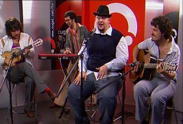 Cugat tv t'ofereix un tast de la música de Se Atormenta una Vecina abans de l'actuació de Festa Major