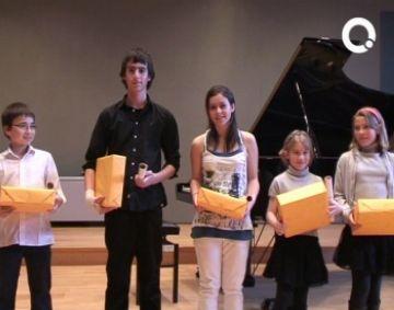 Els infants de la ciutat protagonitzen una nova sessió d''El meu primer concert'