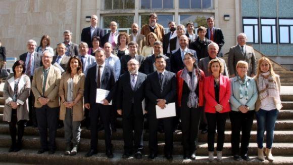 Agents socioeconòmics del Vallès signen 40 propostes per a la reindustrialització