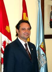 Pedro Arahuetes, alcalde de Segòvia