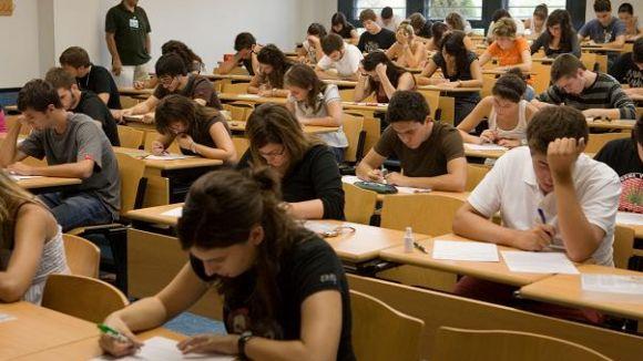 Més de 500 alumnes de centres santcugatencs s'enfronten a la selectivitat