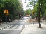 la mesura facilita l'accés als barris de Valldoreix, Mira-sol i als Túnels de Vallvidrera sense haver de fer la volta a tot el centre de la ciutat