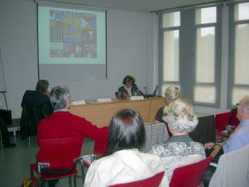 Un seminari aborda el binomi inseparable de l'art i la comunicació