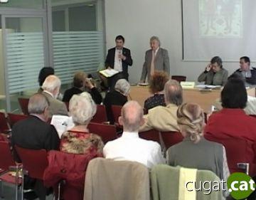 La participació al seminari 'Paraula i art' supera les expectatives