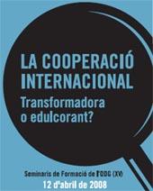 La cooperació internacional a debat a la Casa de Cultura