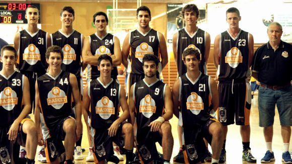 El Qbasket Sant Cugat segueix vencent tot i ser ja campió i equip ascendit