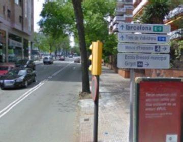 Comença la renovació dels senyals verticals de trànsit