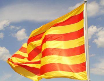 L'Ajuntament ofereix senyeres gratuïtament per penjar als balcons