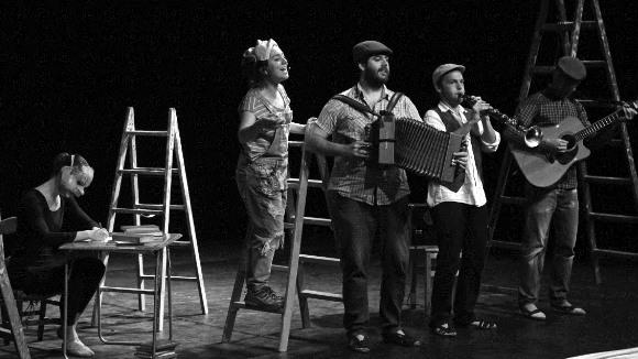 Festival de Poesia: 'Víctor Català, la senyoreta de l'Escala'