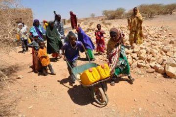 Intermón fa una crida per ajudar 10 milions d'afectats per la sequera a la Banya d'Àfrica