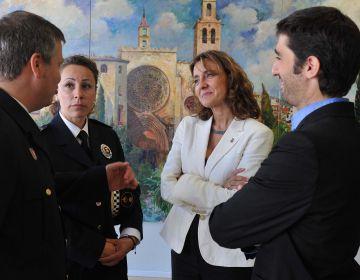Sant Cugat ja té una sergenta a la Policia Local