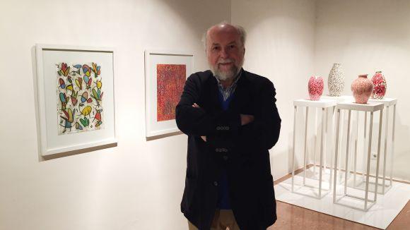 Sergi Barnils, a l'exposició