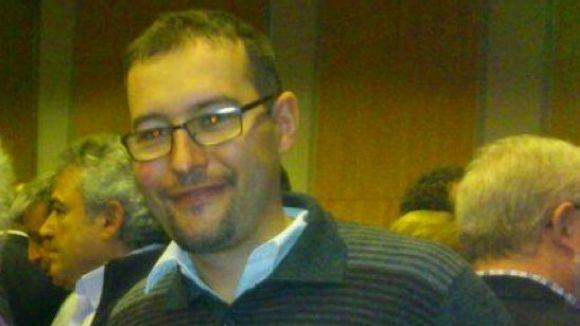 Sergio Blázquez, nou coordinador de C's de Sant Cugat