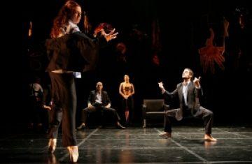 La música de Joan Manuel Serrat arriba en forma de dansa al Teatre-Auditori