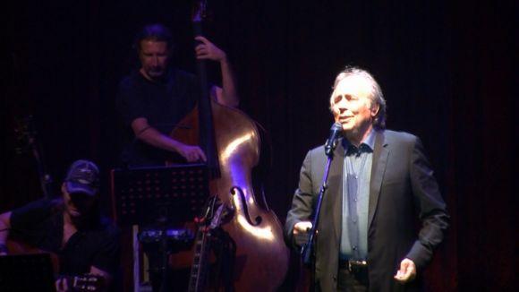 Joan Manuel Serrat farà parada a Sant Cugat amb un concert al Teatre-Auditori