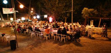 Un sopar a La Serreta-Bosc d'en Saladrigues tanca la Festa Major a Valldoreix