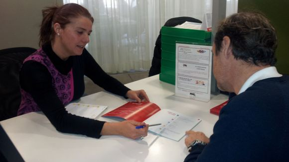 L'Ajuntament ofereix una desena de cursos de formació per a aturats