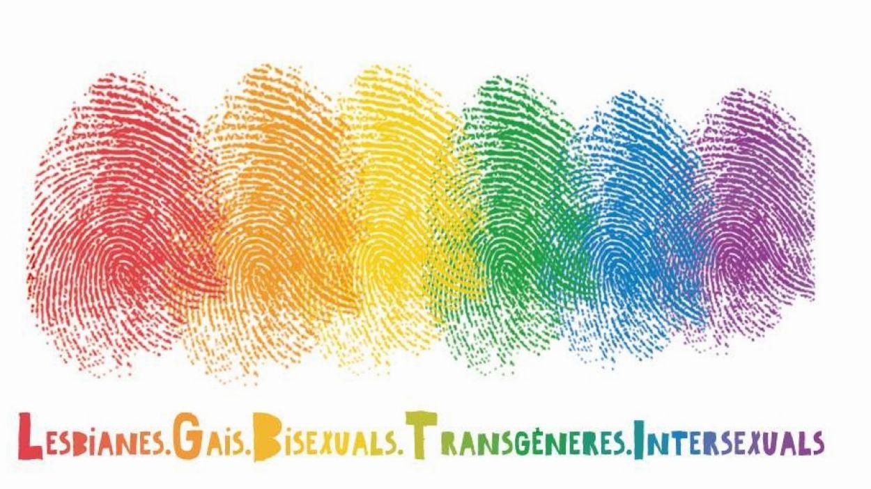 Cartell promocional del 'Servei d'Atenció Integral LGTBI' / Foto: Ajuntament de Sant Cugat