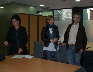 Sant Cugat té un nou centre de serveis socials bàsics a la plaça d'en Coll